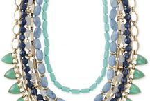 Bling / Some of my very favourite pieces from Stella & Dot.  Visit the website and order for direct delivery.  http://www.stelladot.co.uk/sites/bloggingmrsb