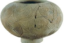 Spirals Neolithic pottery Europe