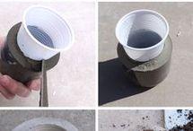 çimento saksi