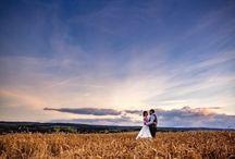 Healey Barn Wedding - Northumberland
