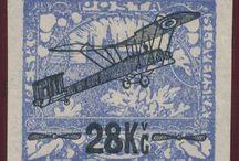 Stamps, Czechoslovakia