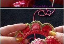 muestras de croche