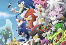 The Blue Blur Sonic Pins