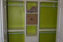 Closet idea / by Luann Strieter Long