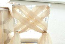 Hochzeit Stühle Dekoration Ideen