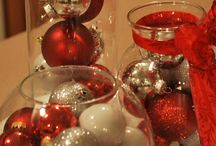 Christmas Decor / Fun and simple Christmas decoration ideas for the home