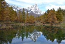 Il Monte Cervino / Vedute mozzafiato del nostro Monte.