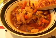 Soups and Stews / by Erika Wenzel