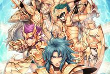 Saint Seiya Fan Arts