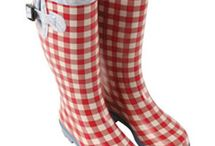 Gingham-Red / by Donna Hoekzema