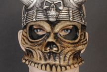 Latex masks / Get your masks for Halloween