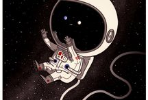 Referentes Astronauta