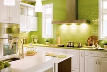 Home design - Kitchen / by Little Earthquake