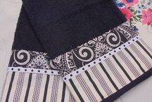 Hand towel designs