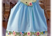 Girls Dresses / by Claudia (Inchy) Hillesheim