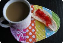 Quilts - placemats, mug rugs & table runners / by Cheryl Robson