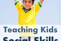 Teaching kids Social skills
