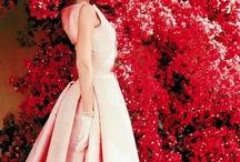 Women I admire - Audrey Hepburn / by Kimberly Grigg