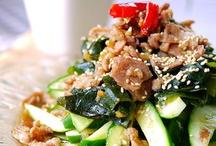 野菜【きゅうり 】メインレシピ