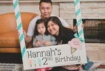 День рождение 4 года