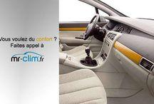 Du confort avec mr-clim.fr / Première enseigne de climatisation de véhicules à domicile et sur site. http://www.mr-clim.fr/