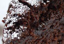 Eggless& butterless Moist Chocolate cake