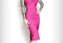 Future Wardrobe Inspirations / by Amanda Johnston