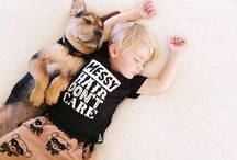 A Naptime Story with Dog and Baby / A Naptime Story with Dog and Baby