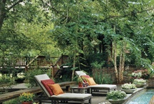 Porches & Outdoor Living Spaces / by Beth DiMeo