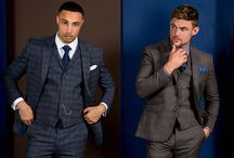 Autumn 16 Mens Style Must Haves / Menswear style must haves for Autumn/Winter 2016 featuring light layering and a touch of Peaky Blinder inspired styling.