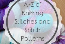 Knitting Tutorials and References