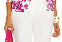 rózsaszín és pink ruházat tavasz/nyár