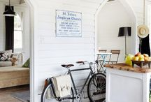 CONVERTED CHURCHES / Churches that have been renovated into Homes