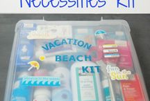 Vacation,Vacation, Vacation! / by Amy Whitford