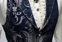 Victorian/Steampunk clothing