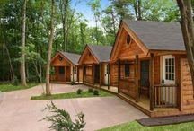 Log Cabins / Log Cabin Homes