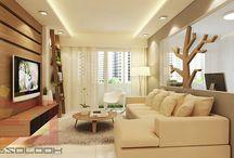Family Cozy room
