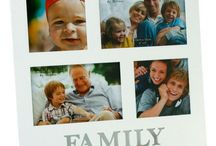 Photo Frames / Photos capture memories forever, here are some of our favourite and best-selling photo frames