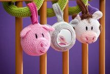 BABY TOYS & GADGETS / Anything from crib toys to baby monitors.