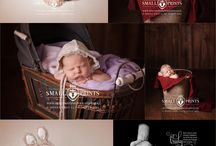 Newborn Photography at Small Prints Photography / Some of my latest portraits of the stunning little ones I meet in the Studio.