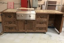 Blaze Gas Grill Cabinets / Gas grill cabinet designs for mobile outdoor grill kitchens