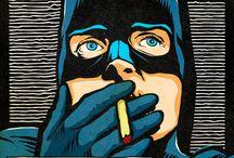 Batman, my love