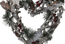 Christmas / Tutte le decorazioni per rendere il tuo un felice Natale!