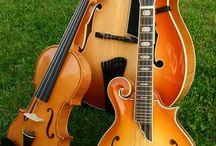 Erhard Handmade Instruments / Guitars, violins, mandolins