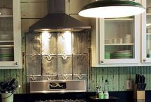 Kitchens / by jolieVINTAGE