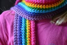 Crochet clothes for children and adults