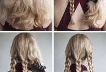 Visage, Hair.......