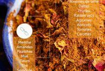Herbes, épices et aromates