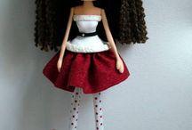 nenas y muñecas