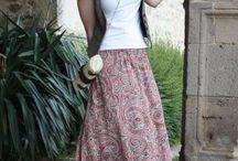 skirts/Long skirt
